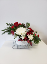 Sleigh Ride Floral Design