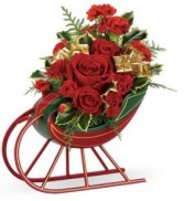 Sleigh Ride Bouquet