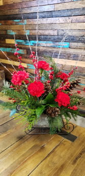 Sleigh Ride Bouquet Christmas