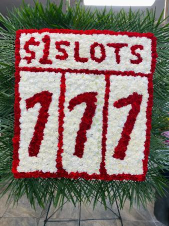 Slot machine You are in heaven