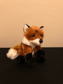 Sly Fox Stuffed Plush