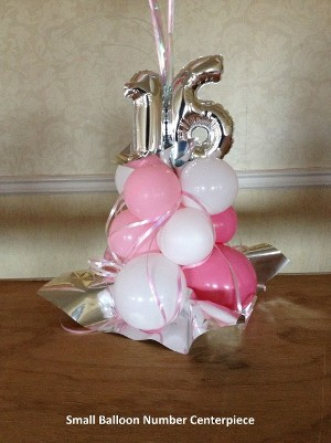 Small Balloon Numbers with Twist