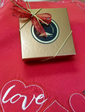 Small box Swiss Chocolate Truffles gifts