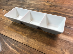 Small Ceramic Dip Tray  in Yankton, SD | Pied Piper Flowers & Gifts