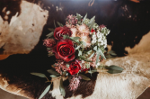Small Country Bouquet Wedding