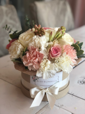 Every Occasion Flower Box Arrangement Assorted Flowers in Sparta, NJ | Bluet Flower Co.
