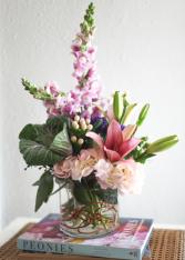 Small Garden Style Arrangement Designer's Choice