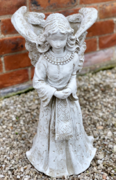 Medium Planter Angel Stone