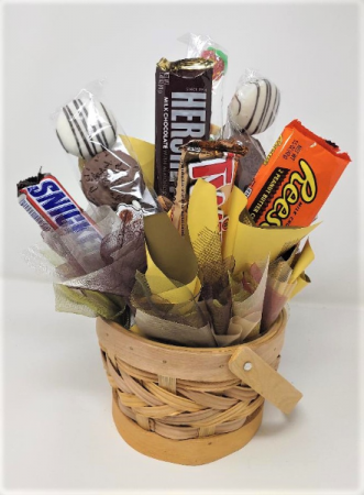Small Snack Basket Gift Item