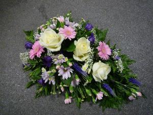 Small Spray  Funeral Spray  in Oakville, ON   ANN'S FLOWER BOUTIQUE-Wedding & Event Florist