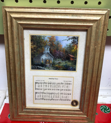 Small Thomas Kinkade Picture Small Thomas Kinkade Picture
