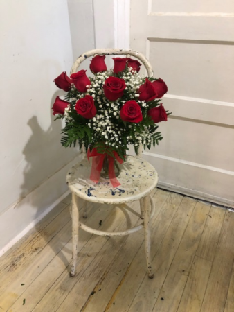 Small Dozen Roses