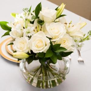 Small Wedding Table Centerpiece Wedding Centerpiece