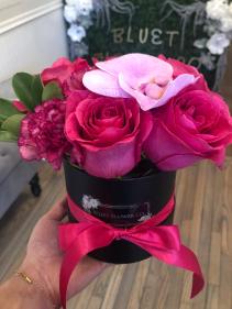 Smallest Flower Box Arrangement Assorted Flowers