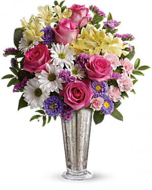 Smile And Shine Bouquet by Teleflora™ All Occasions in Las Vegas, NV | All In Bloom