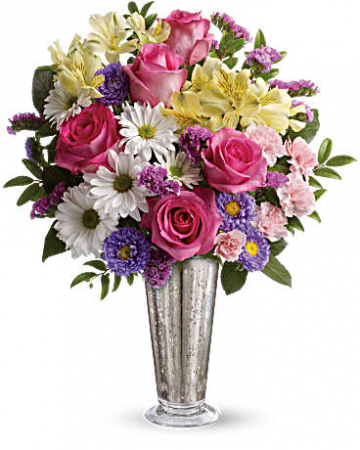 Smile And Shine Bouquet by Teleflora™ All Occasions