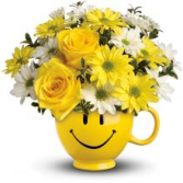 Smile Bouquet Arrangement