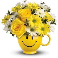 Smile Bouquet Arrangement