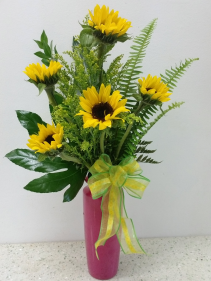 Smile Floral Arrangement