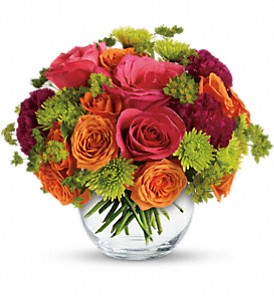 Smile for me - 113 Vase arrangement