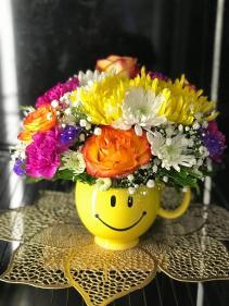 Smile For Me Happy Birthday