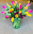 Smile for Tulips Floral arrangement
