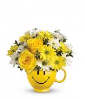 Smile mug Get well
