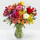 Smiles and Sunshine Vase Arrangement
