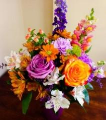 Smiles Vase Arrangement