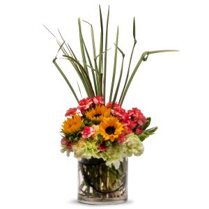 Smiley Arrangement in Fort Smith, AR | EXPRESSIONS FLOWERS, LLC