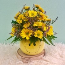 Smiley Arrangement