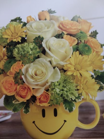 Smiley Bouquet Deluxe Administrative Assistance Day