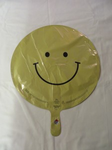 Smiley Face Balloon Mylar Balloon in Farmville, VA | CARTERS FLOWER SHOP