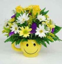 Smiley Face Mug or Bowl