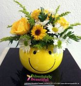 Smile Bouquet Fresh Flower Arrangement