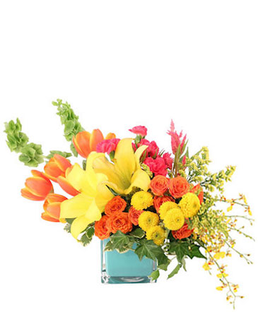 Smiling Parade Floral Design