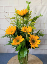 SMILING SUNFLOWERS ANY OCCASION