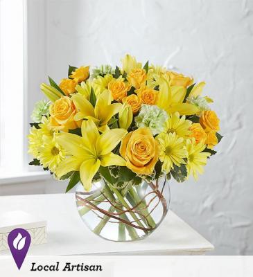 Smiling Surpris Bouquet  From Roma Florist
