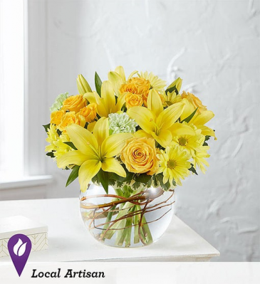 Smiling Surprise Bouquet All Occasions