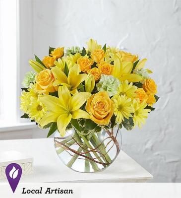 Smiling Surprise Bouquet EASTER