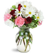 Smitten  Flower Arrangment