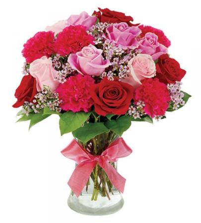Smitten Mixed Flowers