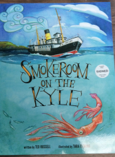 Smoke room on the kyle Children's book