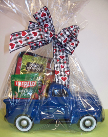 Snack Arrangement in Vintage Ford Truck Limited Quantity
