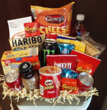 Snack Attack Basket Gift Baskets