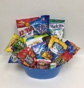 Snack Basket food