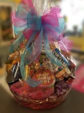 Snack Basket Gift Basket