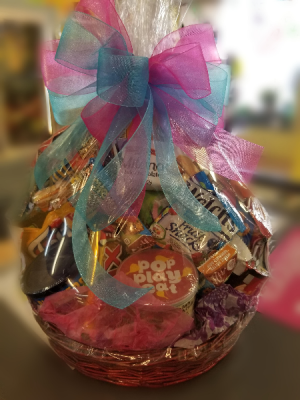 Snack Basket Gift Basket in Pottstown, PA | NORTH END FLORIST