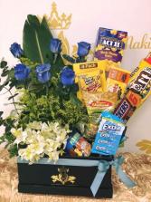 Snack box Box