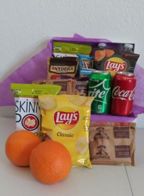 Snack Care Package Home Delivered